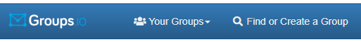 groups.io banner